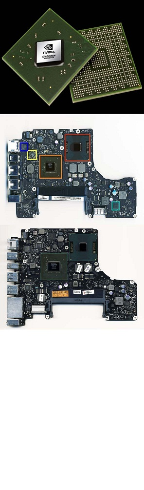 Macbook logic board replacement